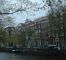 Canal Houses, Amsterdam by Matthew Colvin de Valle