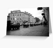 Union Street, Aberdeen Greeting Card