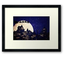 The Most Magical Of All Nights Framed Print