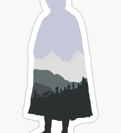 Baggins! Sticker