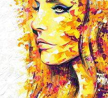 SIDEWAYS / Lana Del Rey by artxr