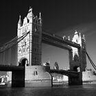 Tower Bridge by Andrew Jackson