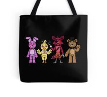 Five Nights at Freddy's Day Version  Tote Bag