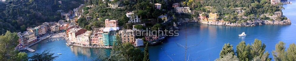 Portofino, Ligury by sstarlightss