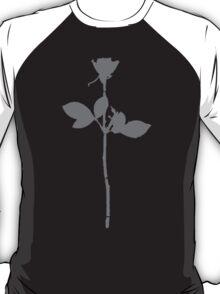 Depeche Mode : Enjoy The Silence - Grey rose T-Shirt