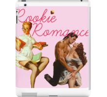 Rookie Romance blog Logo iPad Case/Skin