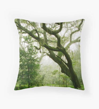 Whispering Oaks II Throw Pillow