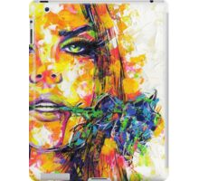 BLUE ROSE / Lana Del Rey iPad Case/Skin