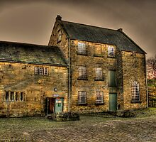 Worsborough Mill by Dave Warren