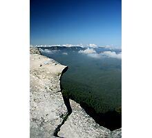 Precipice Photographic Print