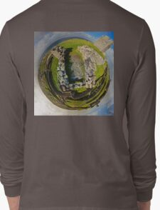 O'Brien Fort Inisheer, Aran Islands, Ireland Long Sleeve T-Shirt