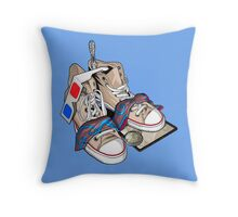 Decem Stuff Throw Pillow