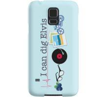 """""""I can dig Elvis."""" - Twist & Shout Samsung Galaxy Case/Skin"""