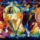 Balloon Parade — Buy Now Link - www.etsy.com/listing/211211033 by Leonid  Afremov
