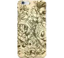 tattoo flash iPhone Case/Skin