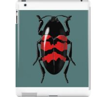 some insect doing nothing iPad Case/Skin