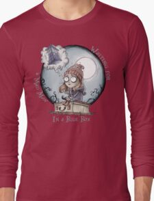 The Girl Who Waited Long Sleeve T-Shirt