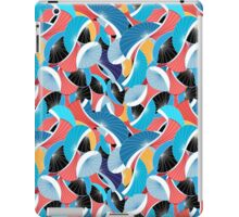 graphic abstract pattern iPad Case/Skin