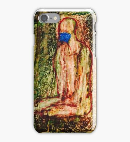 Boy From The Forest iPhone Case/Skin