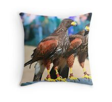 Ready for This? Throw Pillow