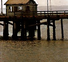 Fort Flagler Fishing Shack by Don Wright IPA