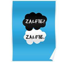 Zalfie - TFIOS Poster