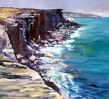 Headland by Paul  Milburn