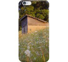 Barn side iPhone Case/Skin
