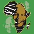 Nelson Mandela 1 by Tracy Kiggen