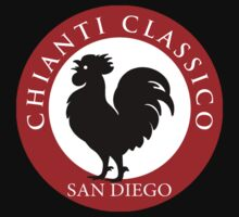 Black Rooster San Diego Chianti Classico  by roccoyou