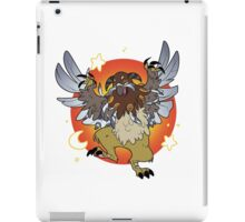 Boomkin time! (H) iPad Case/Skin