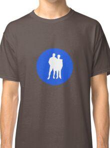 JUST FRIENDS ROAD SIGN Classic T-Shirt