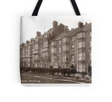 Ref: 49 - Montague Place, Worthing, West Sussex. Tote Bag