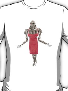 Red Dress Cylon T-Shirt