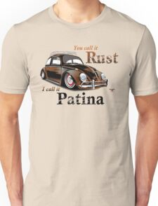 It's Patina Unisex T-Shirt