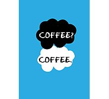 Coffee - TFIOS Photographic Print
