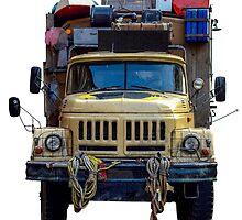 Desert Expedition Truck by mrdoomits