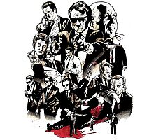 RESERVOIR DOGS Photographic Print