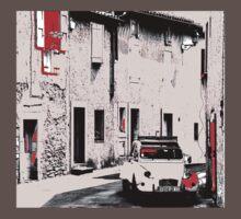 La 2 CV by Caprice Sobels