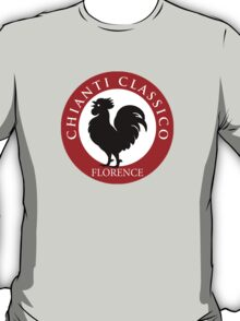 Black Rooster Florence Chianti Classico  T-Shirt