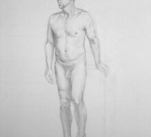 Life Drawing 2 by Rosie Call