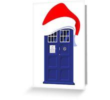 Santa Who Greeting Card
