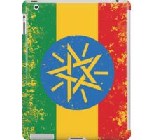 Flag of Ethiopia iPad Case/Skin