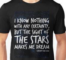 The Stars Make Me Dream Unisex T-Shirt