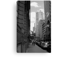 Downtown - Sydney Canvas Print