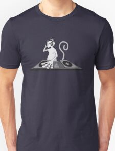 Monkey is a DJ Unisex T-Shirt