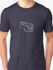VW Kombi Samba T-Shirt