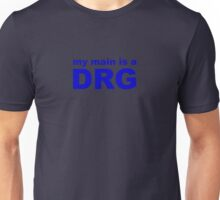 my main is a dragoon Unisex T-Shirt
