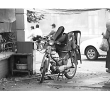 Transportation in Ho Chi Minh City Photographic Print
