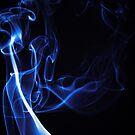 Blue Smoke by Chris Richards